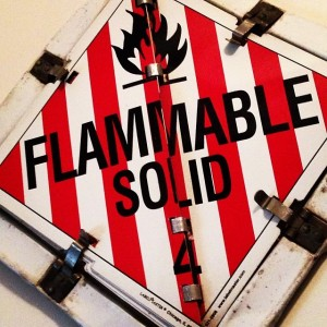 flammable-solid